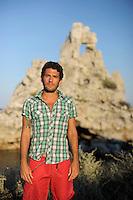"""Isola di Pianosa.Pianosa Island.Giulio Paletta, fotografo.dell' """"Associazione per la Difesa dell'Isola di Pianosa""""."""