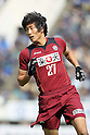 Ken Tokura (Vissel), MARCH 27, 2011 - Football : 2011 J.League Charity match for victim of Northeastern Pacific Ocean earthquake between Gamba Osaka 2-2 Vissel Kobe at Expo 70 Stadium, in Osaka, Japan. (Photo by Akihiro Sugimoto/AFLO SPORT) [1080]