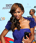 Meagan Good at the 2009 BET Awards at the Shrine Auditorium in Los Angeles on June 28th 2009..Photo by Chris Walter/Photofeatures