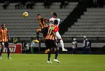 Águilas Doradas Derrotó 2-1 a Once Caldas en el partido correspondiente a la fecha 18 del Torneo Clausura 2014, desarrollado el 09 de noviembre.