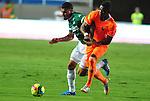 Cali- Deportivo Cali y Envigado F.C, empataron sin goles el partido correspondiente a la fecha 17, desarrollado el 1 de noviembre en el estadio Pascual Guerrero.