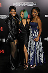 "Actress and the Stars of CrazySexyCool Drew Sidora, Lil Mama and Keke Palmer Attend VH1 Original Movie ""CrazySexyCool: The TLC Story"" Red Carpet Premiere Held at AMC Loews Lincoln Square, NY"