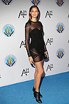 Model Barbara Fialho Attends the Unitas Gala <br /> Against Sex Trafficking Held at Capitale