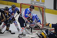 IJSHOCKEY: EINDHOVEN: Bekerfinale UNIS Flyers- Tilburg trappers, uitslag 1-2, ©foto Martin de Jong