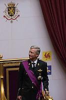 Prince Philippe of Belgium Swearing Ceremony - Belgium