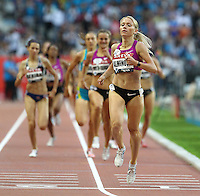 Anna Alminova won the 1500m in a World Leading time of 3:57.65 on Friday , July 16, 2010 at the Samsung Diamond League Paris, France. Photo by Errol Anderson.