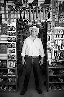 Francisco Raul Arellano Gutierrez. Hardware store owners in Cajititlan, Jalisco,  Mexico.