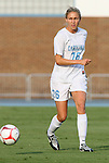 22 August 2008: Carolina's Ali Hawkins. The University of North Carolina Tar Heels defeated the UNC Charlotte 49'ers 5-1 at Fetzer Field in Chapel Hill, North Carolina in an NCAA Division I Women's college soccer game.