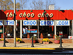 The Choo Choo Restaurant In DesPlaines