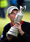 Pic Kenny Smith.......... 22/07/2007.Open Championship Day 4,