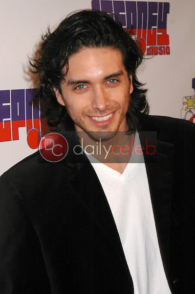 Josh Keaton<br />