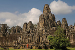Bayon temple, Angkor Thom, Siem Reap, Cambodia
