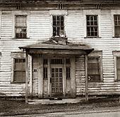 Quecreek, Pennsylvania.July 8, 2003..Housing..