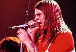 Black Sabbath 1973 Ozzy Osbourne.© Chris Walter.