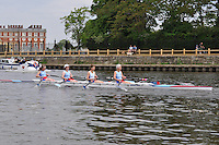 Thames Ditton Regatta.Weybridge Ladies ARC