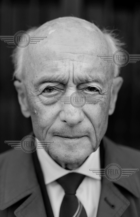 Kåre Isaachsen Willoch, born 3 October 1928 in Oslo is a retired Norwegian politician from the Conservative Party. He served as Minister of Trade and Shipping in 1963 and 1965-1970, and as Prime Minister of Norway from 1981 to 1986. Willoch was Chairman of the Conservative Party 1970-1974.. Photo:Fredrik Naumann/Felix Features)
