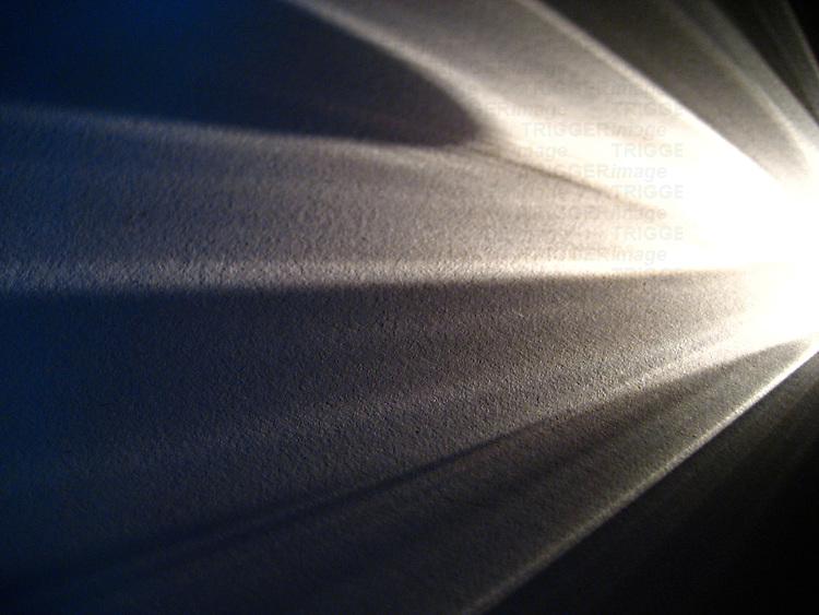 A macro shot of torch light