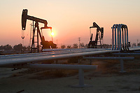 Oil Production, Taft California