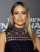 NEW YORK, NY - NOVEMBER 03: Zulay Henao attends the 'True Memoirs Of An International Assassin' New York premiere at AMC Lincoln Square Theater on November 3, 2016 in New York City. Photo by John Palmer/ MediaPunch