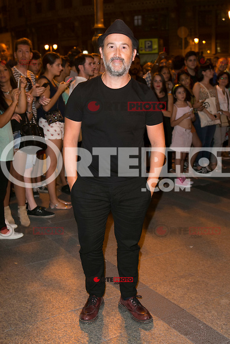 Javier Camara attends the party of Nike and Roberto Tisci at the Casino in Madrid, Spain. September 15, 2014. (ALTERPHOTOS/Carlos Dafonte) /NortePhoto.com