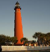 Lighthouse at Ponce de Leon Florida