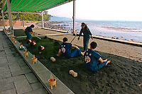 Sand Bath at Beppu