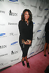 Alesha Renee Attends the 3rd Annual WEEN Awards Honoring  Estelle, Keri Hilson, Tracy Wilson Mourning, Egypt Sherrod, Danyel Smith and Jennifer Yu Held at  Samsung Experience at Time Warner Center, NY  11/10/11