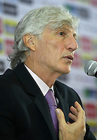 Rueda Prensa Jose Pekerman / Press Conference Jose Pekerman 20-03-2015