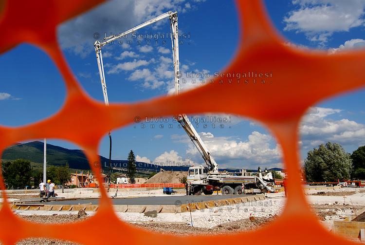 Terremoto abruzzo livio senigalliesi archive for Nuove planimetrie per la costruzione di case