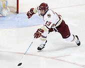 Cam Atkinson (BC - 13) - The Boston College Eagles defeated the visiting University of Vermont Catamounts 6-0 on Sunday, November 28, 2010, at Conte Forum in Chestnut Hill, Massachusetts.