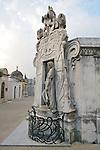 Rufina Cambraceres, La Recoleta Cemetery
