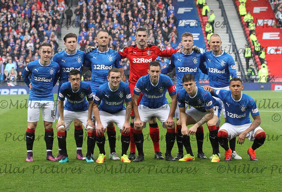 Rangers v Celtic  Betfred Cup Semi Final 231016