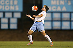 06 October 2015: North Carolina's Alex Olofson. The University of North Carolina Tar Heels hosted the University of North Carolina Wilmington Seahawks at Fetzer Field in Chapel Hill, NC in a 2015 NCAA Division I Men's Soccer match. North Carolina won the game 3-0.