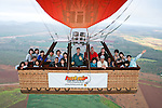 20100706 July 06 Cairns Hot Air Ballooning