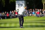 Thomas Bjorn (DEN) 17th fairway approach shot<br /> BMW PGA Championship 2014  Wentworth  24th May 2014<br /> Photo: Richard Washbrooke Sports Photography<br /> <br /> BMW PGA Championship 2014  Wentworth  24th May 2014<br /> Photo: Richard Washbrooke Sports Photography