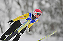 Ayumi Watase (JPN),.MARCH 3, 2012 - Ski Jumping : FIS Ski Jumping World Cup Ladies in Zao, Individual the 11th Competition HS100 at Jumping Hills Zao,Yamagata ,Japan. (Photo by Jun Tsukida/AFLO SPORT) [0003]