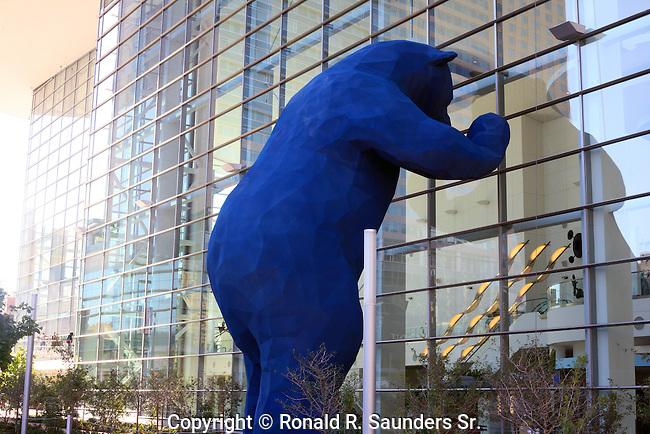 Denver 39 s blue bear baja reflections photography for Craft show denver convention center
