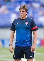 Andreas Herzog.  The United States defeated El Salvador, 5-1, during the quarterfinals of the CONCACAF Gold Cup at M&T Bank Stadium in Baltimore, MD.