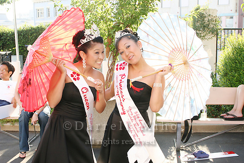 Aug 13, 2006; Los Angeles, CA, USA;  Nisei Week Parade in Little Tokyo...Photo credit: Darrell MIho