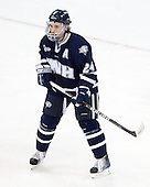 Matt Campanale (UNH - 24) - The University of New Hampshire Wildcats defeated the Miami University RedHawks 3-1 (EN) in their NCAA Northeast Regional Semi-Final on Saturday, March 26, 2011, at Verizon Wireless Arena in Manchester, New Hampshire.