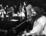 Leon Russell 1971.© Chris Walter.