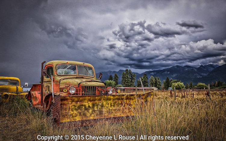 Montana Dodge Power Wagon