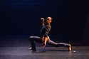 London, UK. 16.12.2014. Rambert present two evenings of new choreography from members of the company, on the 16th and 17th December, at The Place. Picture shows:  Liam Francis in RELATED by Pierre Tappon. Photograph © Jane Hobson.