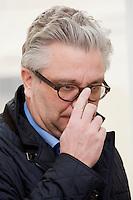 Prince Laurent of Belgium hospitalized at the Saint-Luc Cliniques - Belgium