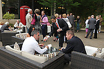 ISPS Handa Wales Open 2012.Terry M's Restaurant Opening.01.06.12.©Steve Pope
