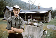 Dry Branch, West Virginia, U.S.A, December, 1980. America severly marked by the recession. T.W Scott, a coal mine worker survives with $120 per month. He was no access to bath or running water.