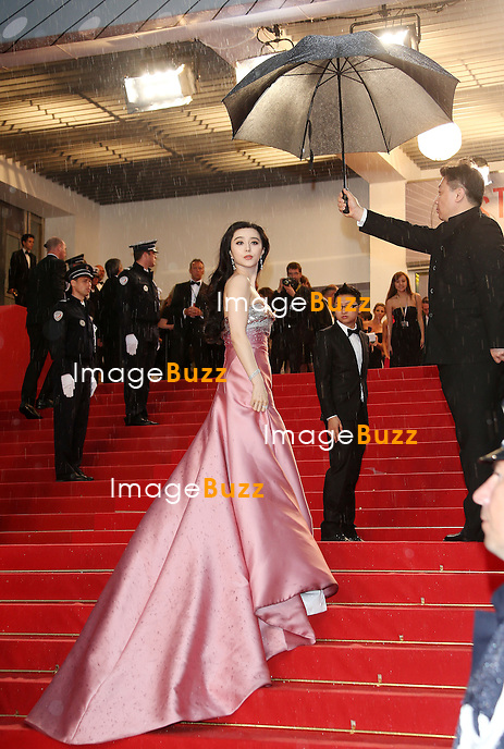 CPE/Fan Bingbing attends the Opening Ceremony and 'The Great Gatsby' Premiere during the 66th Annual Cannes Film Festival at the Theatre Lumiere on May 15, 2013 in Cannes, France.