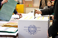 """""""For a Few Votes More"""" - Italian General Elections, 2013"""