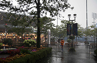 AMBIENCE<br /> The US Open Tennis Championships 2014 - USTA Billie Jean King National Tennis Centre -  Flushing - New York - USA -   ATP - ITF -WTA  2014  - Grand Slam - USA  31ST August 2014. <br /> <br /> &copy; AMN IMAGES