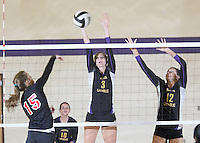 Volleyball vs Taylor 9-11-12